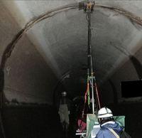 導水路トンネル調査