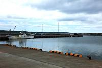 港湾のコンクリート構造物