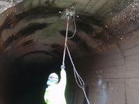 導水路トンネル探査