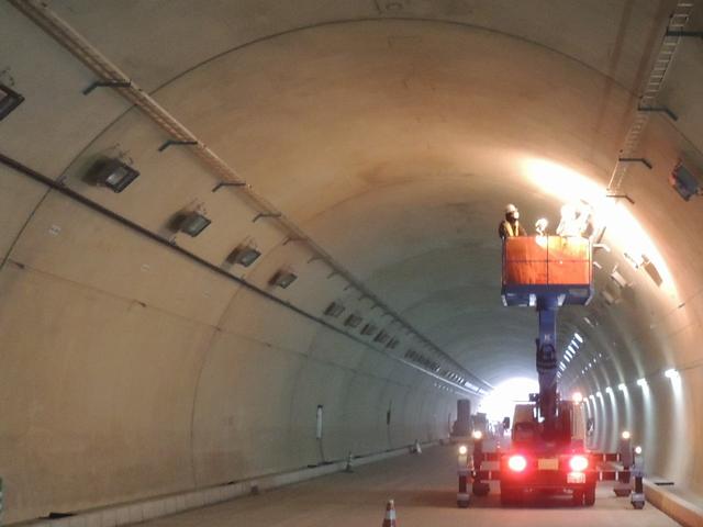 トンネル・導水路調査